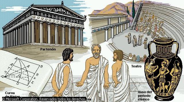 APORTES GRECIA SIGLO V