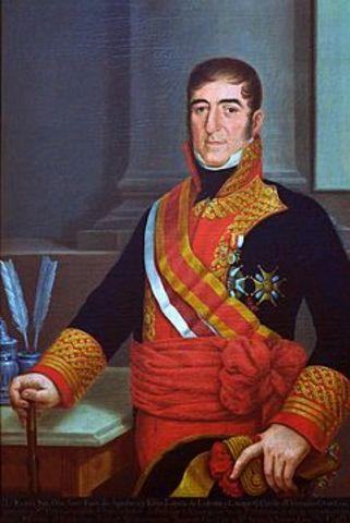 Gobierno de la Nueva España