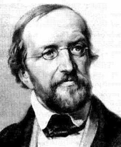 Johann Peter Gustav Lejeune Dirichlet.