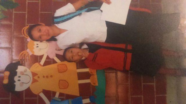 mi primer dia de primaria