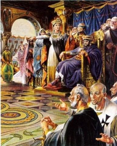 Fi de l'imperi de Justinià