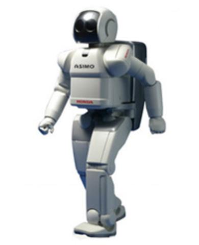 Robot ASIMO de Honda