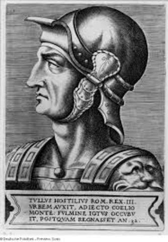 Tullus Hostilius