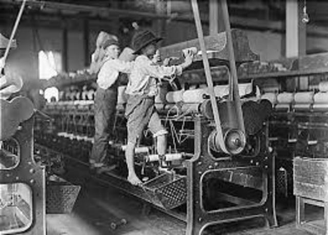 Revolución Industrial Nacen nuevas clases sociales