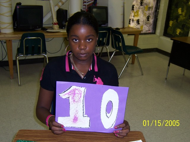 The Tenth Day of School