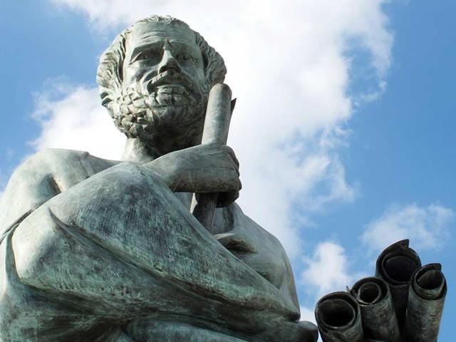 The Four Elements - Aristotle (340 B.C.)