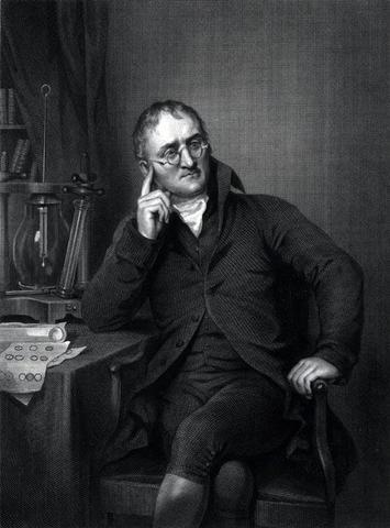 The Atomic Theory - John Dalton