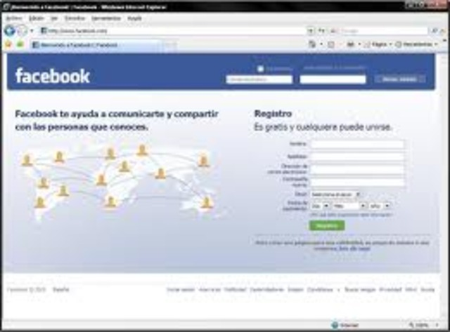 facebook pagina web 2.0