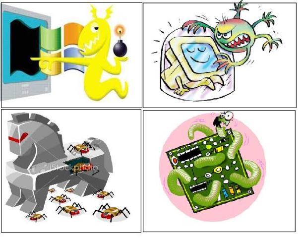 Primera informacion publica de los virus informáticos.