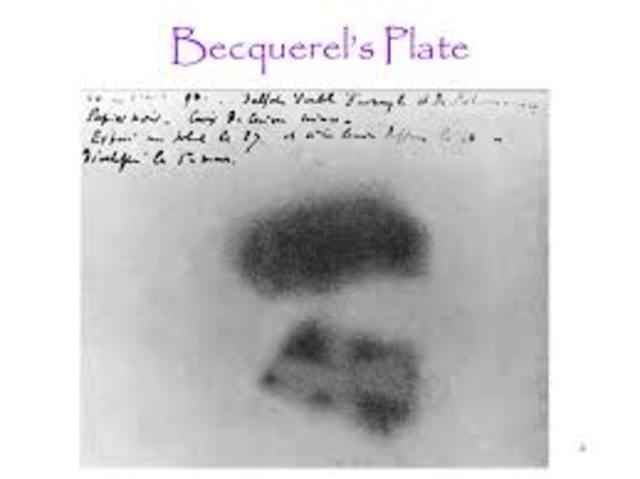 Antoine Henri Becquerel's Experiment