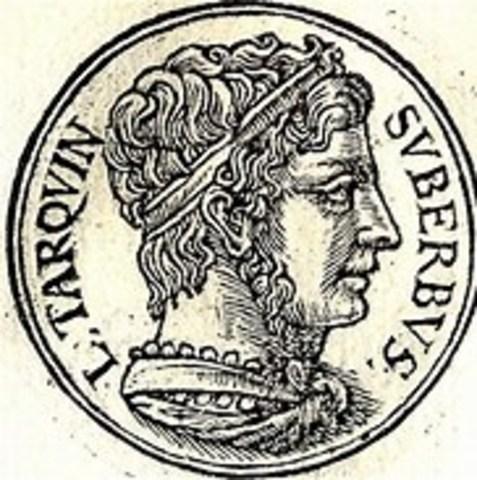 Lucius Tarquinius Superbus