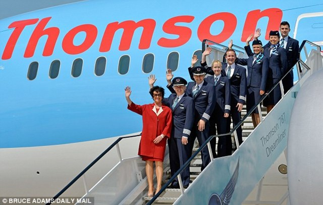 A Thomson Travel Group átvétele