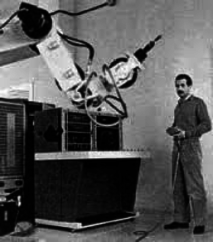 Primeros Robots Indrustriales