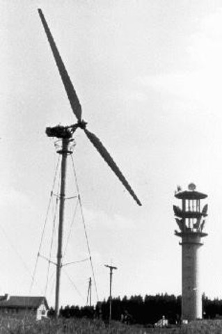 1968 - Hutter experiment