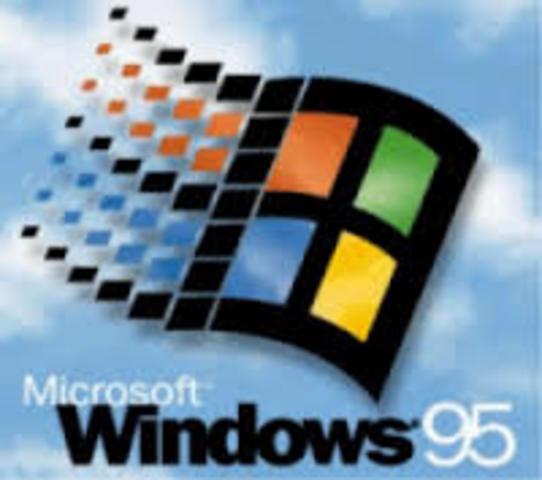 Se crea el Microsoft Windows.