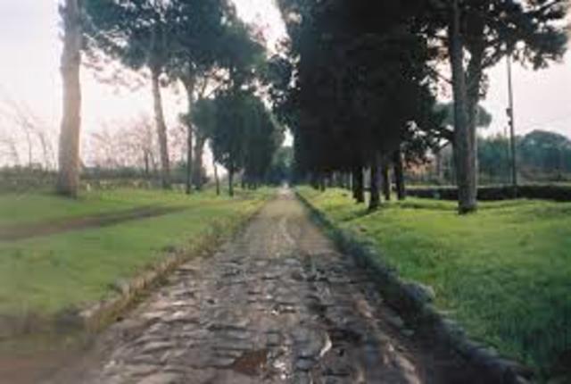 Appia's construction