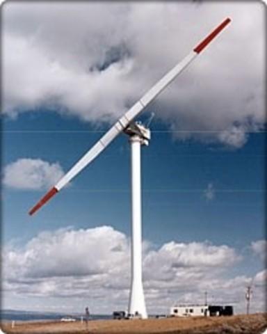 1975 - Federal Involvement in Wind Energy Development Advances Wind Energy Technology