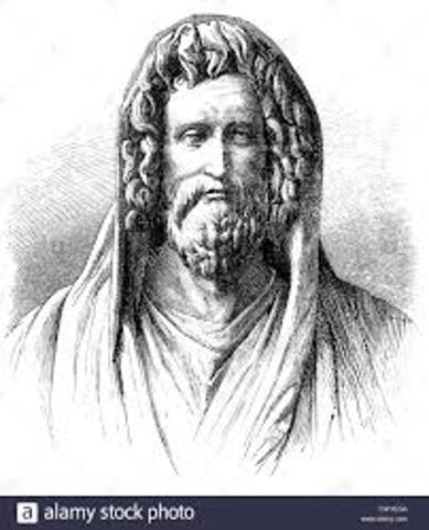 Reign of Numa Pompilius