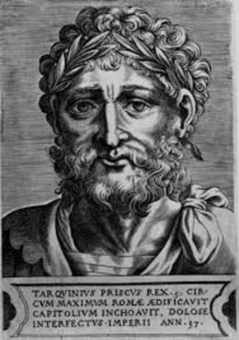 Reign of Lucius Tarquinius Priscus