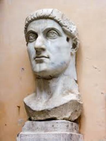 Constatine becomes Emperor