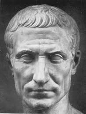 Caesar's Consulship