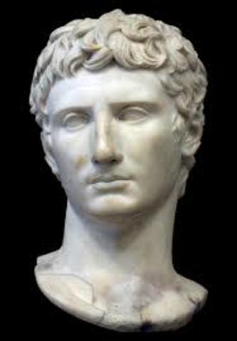 Pax Romana under Augustus