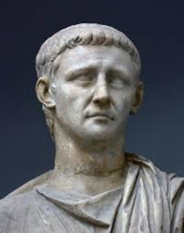 Reign of Claudius