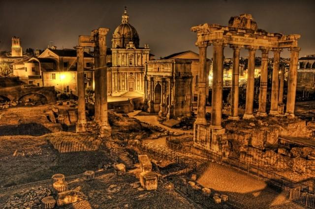 Roma a.C