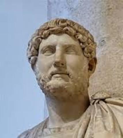 Reign of Hadrian