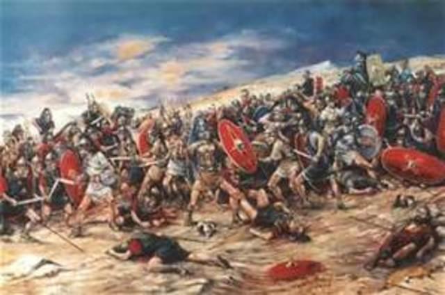 Spartacus Rebellion (Third Servile War/ Slave Rebellion)