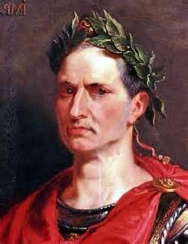 Julius Caesar (elected dictator)
