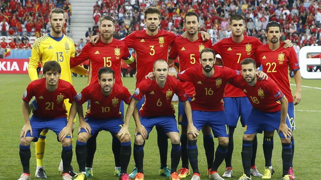 España en 2016