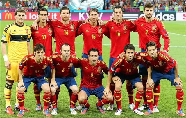 España en 2012