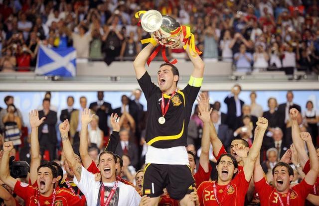 España en 2008
