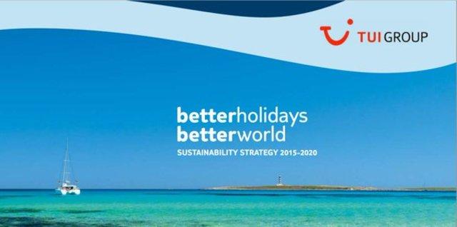 """""""Better Holidays, Better World"""""""