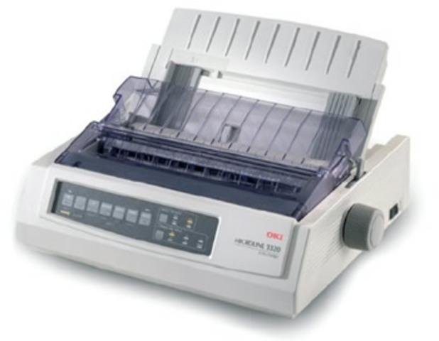 Discos flexibles e impresoras de margarita