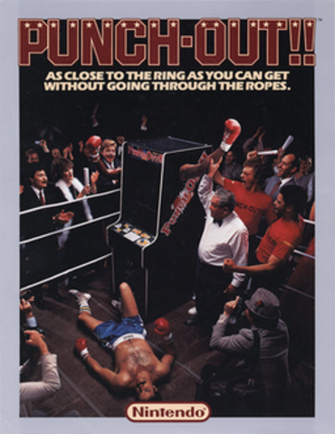 Launch of Punch-Out!!