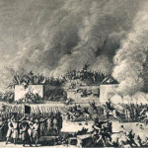 Massacre at the Champs de Mars