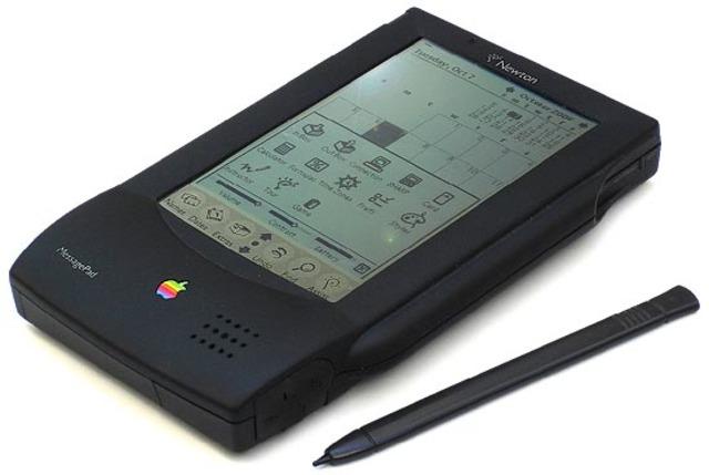 Descontinuan el Apple Newton