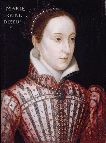 Mary, Queen of Scots, flees to England