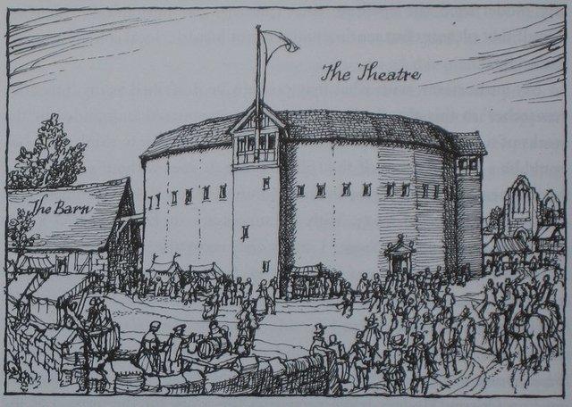 """""""The Theatre"""""""
