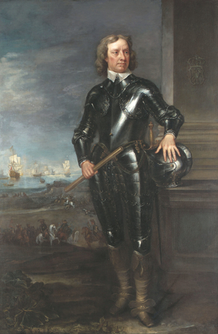 Oliver Cromwell Lord Protector