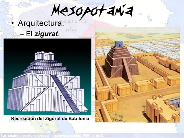 MESOPOTAMIA 3.000 A.C