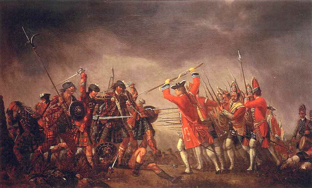 Jacobite Rebellion 1745-1746