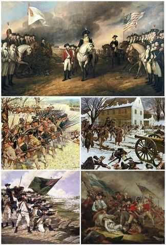 War of American Independence 1778-1783