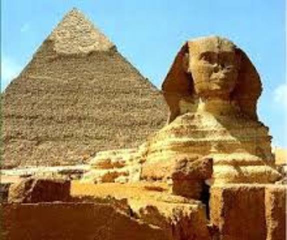 APORTES DE EGIPTO SIGLO XXVI A.C Y  XVI A.C