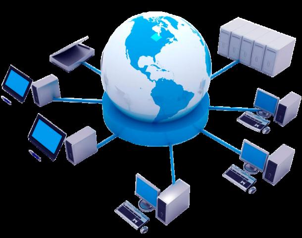 Redes de información 1985-1995
