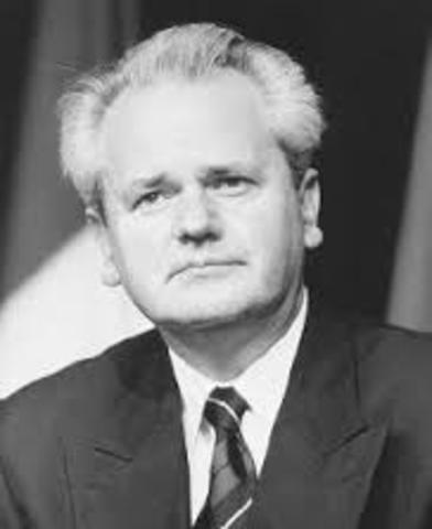 Slobodan Melosevic