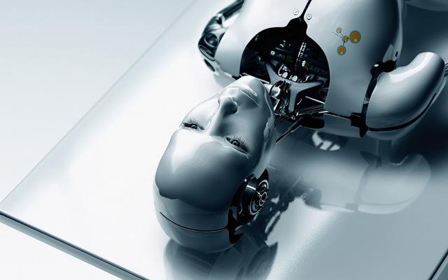 Robot Humanoide.