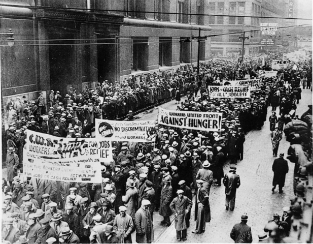 Causes du Krach boursier de 1929 #1